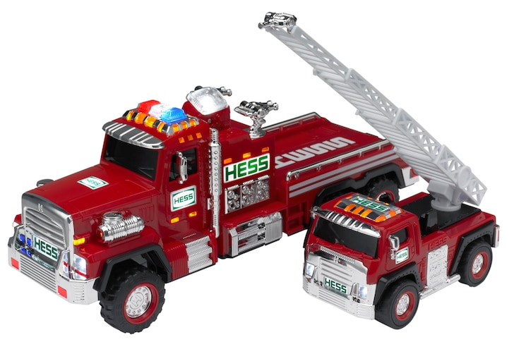 Hess Toy Truck Unveils 2015 Holiday Model