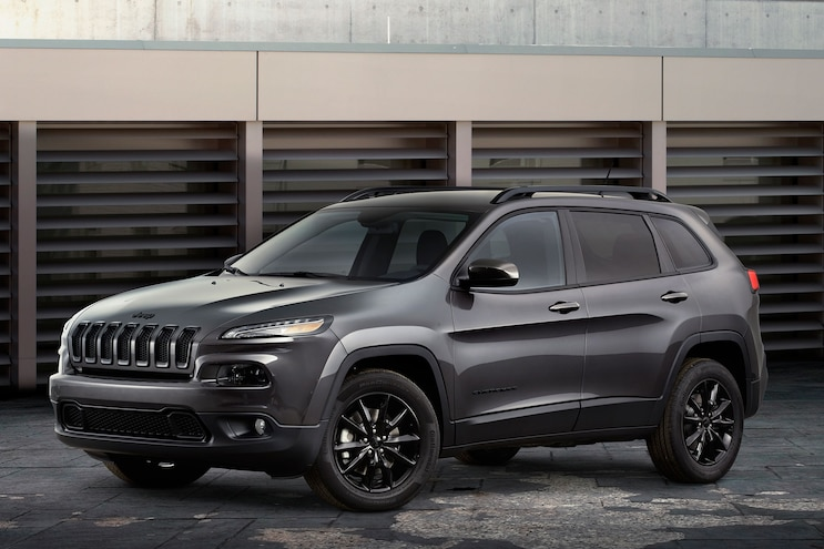 First Drive: 2015 Jeep Cherokee Altitude