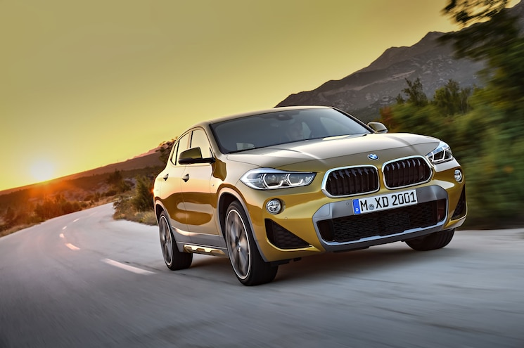 BMW to Show All-New X2 Subcompact Crossover at Detroit 2018
