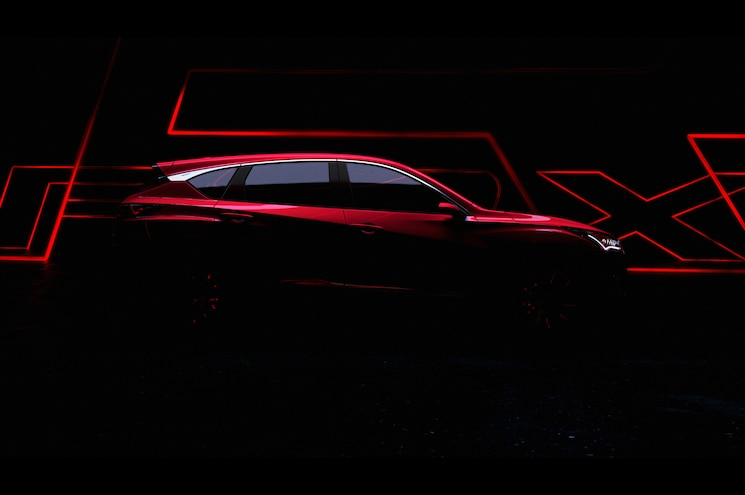 Acura Teases Prototype of 2019 RDX in Advance of Detroit Auto Show