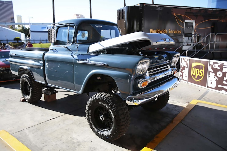 SEMA Sneak Peek: 50+ Custom Trucks