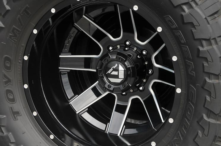 2012 Ford F450 Wheel