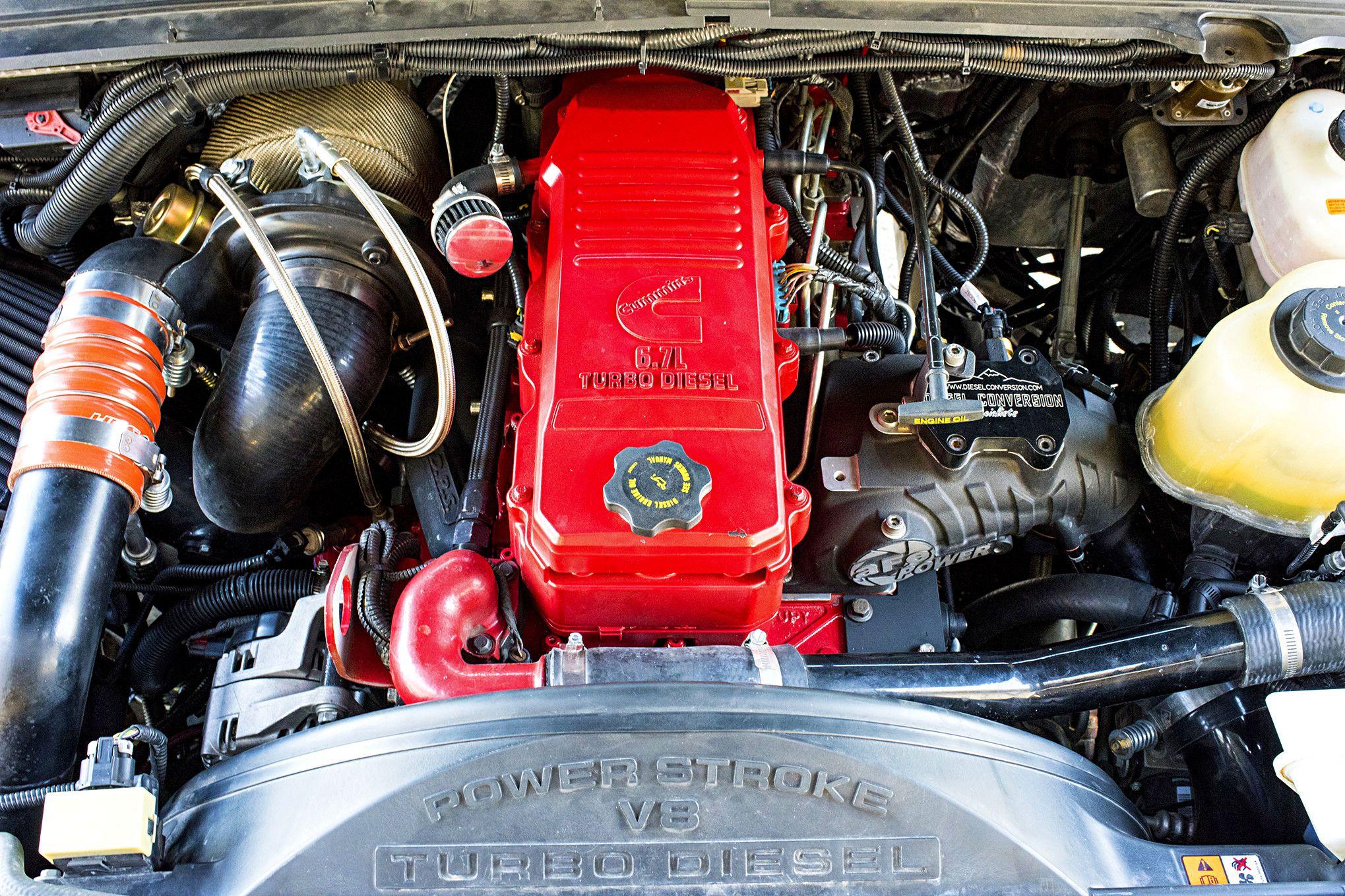 4runner Diesel Conversion Kit