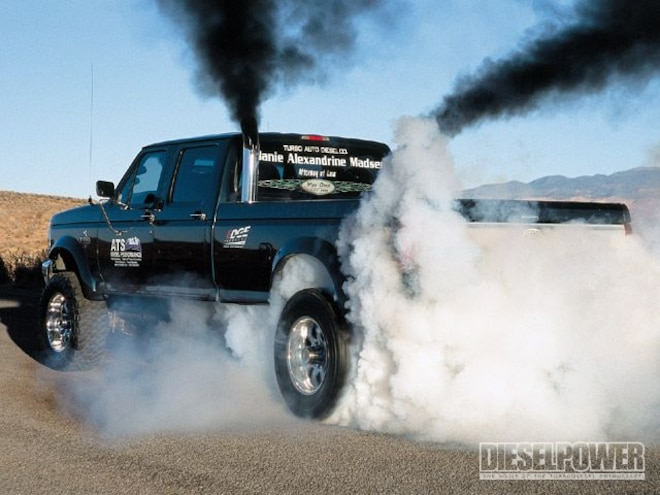 95 Ford F350