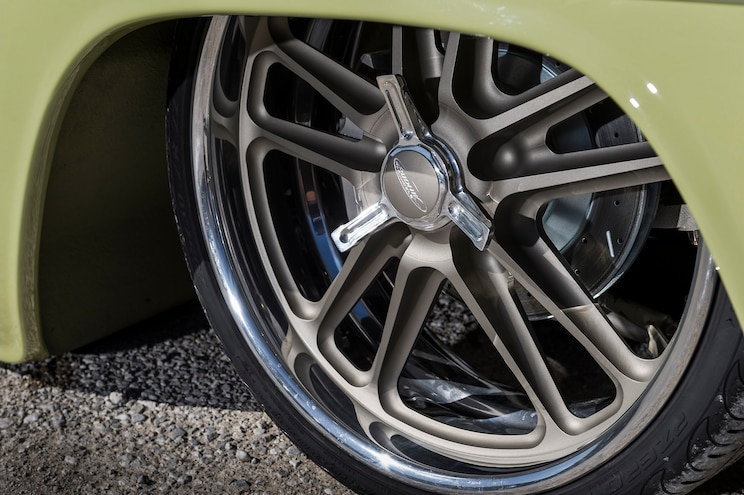 1965 Chevrolet C10 Boosted Bertha Wheel