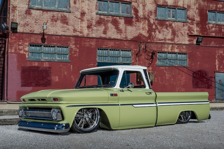 1965 Chevrolet C10- Boosted Bertha