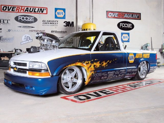chip Foose Custom S10 side View