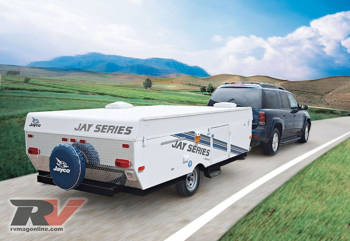 Tent Camper Trailers - Buyer's Guide - RV Magazine on
