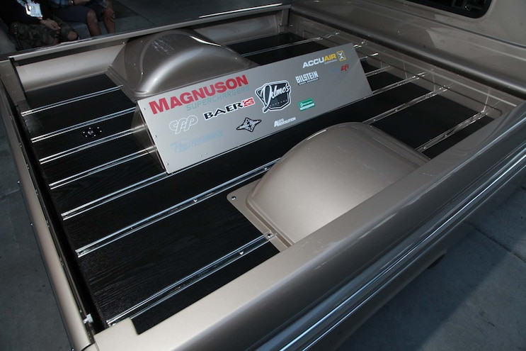 Ten Trick Bed Ideas From 2015 SEMA Show