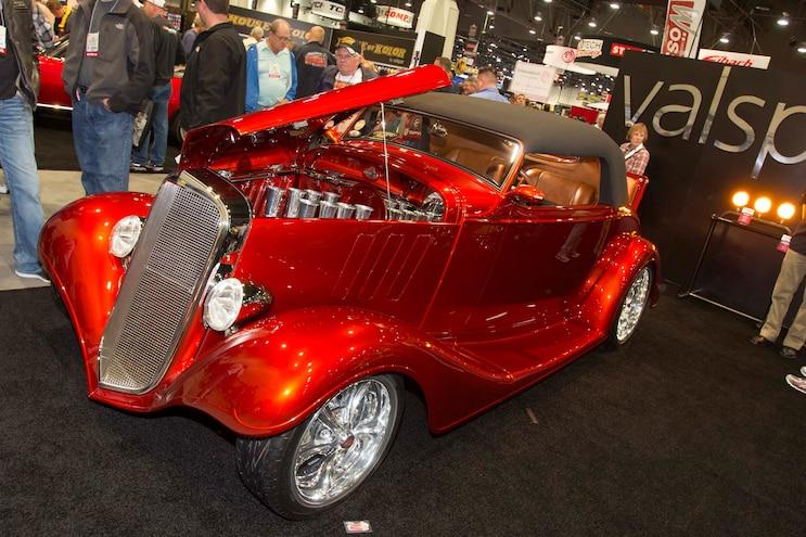 012 2015 Sema Show Chevrolet Custom
