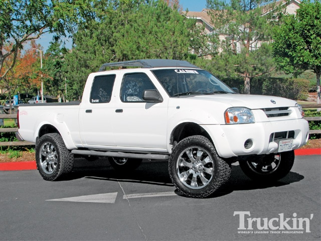Custom Nissan Frontier >> Nissan Frontier Custom Paint Job Chameleon Part Ii Photo Image