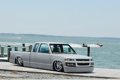 Twin-Turbo Syborg - 1992 GMC Sonoma GT Photo & Image Gallery