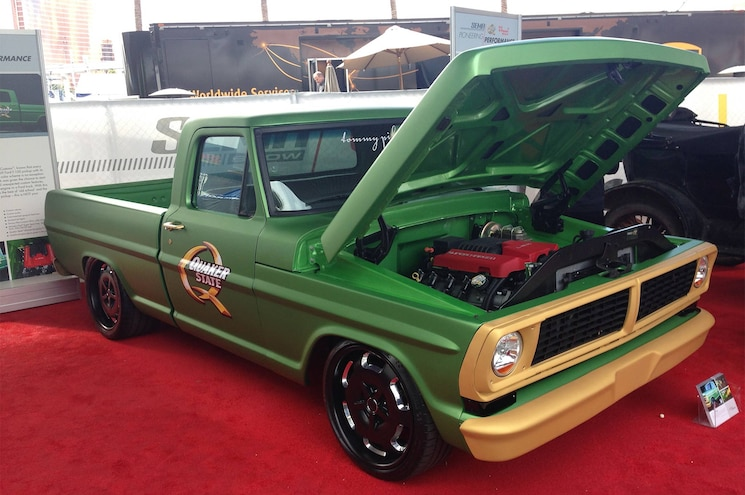 2015 SEMA Show For Truck Lovers, In Under A Minute