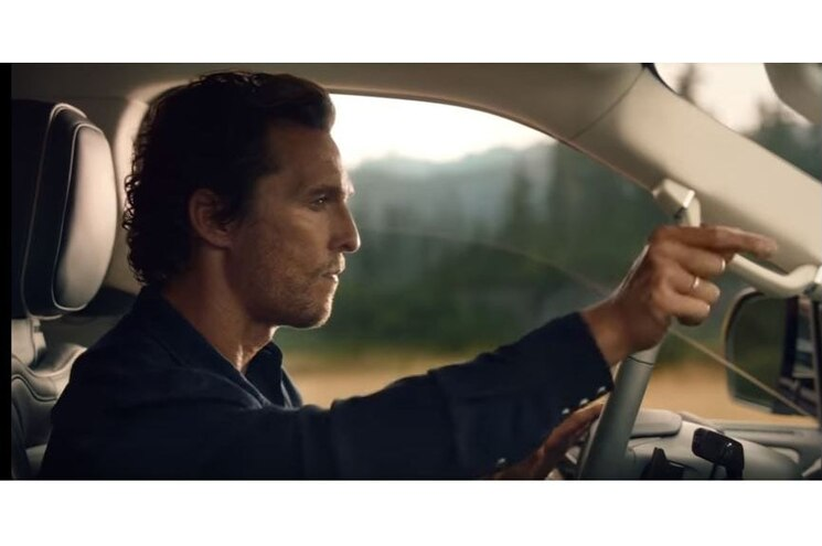 Lincoln Puts Matthew McConaughey in a Navigator for Latest TV Commercial