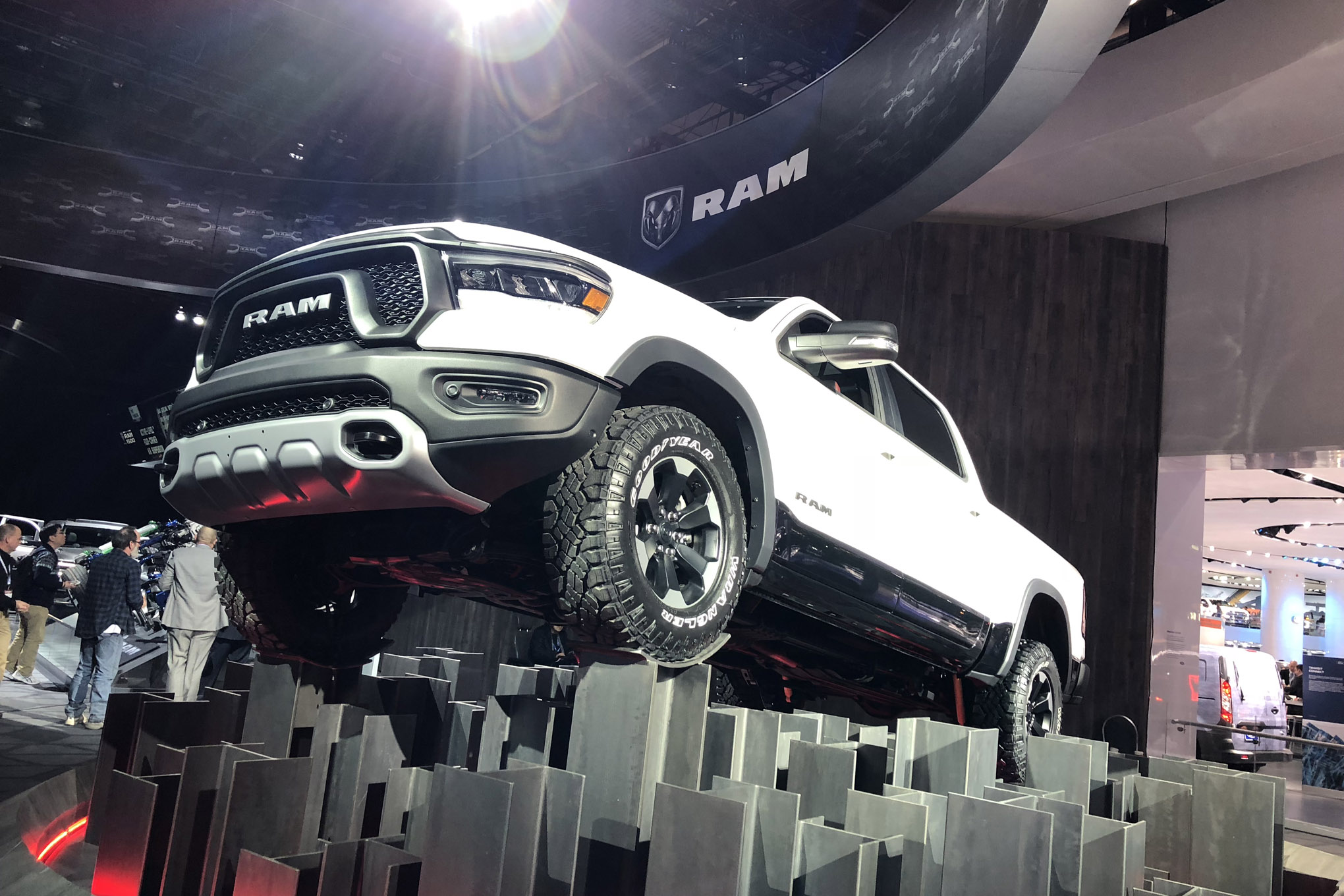 Christmas in January: Loads of New Trucks at the Detroit ...