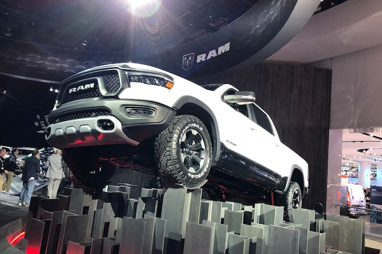 Christmas in January: Loads of New Trucks at the Detroit Auto Show