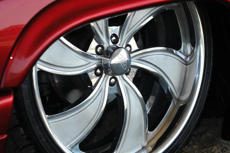 1999 Dodge Dakota Low Dakota Wheel