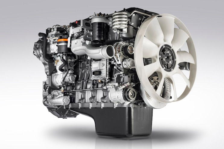 FPT Industrial Cursor 13; FPT's Most Powerful On-Road Truck Engine