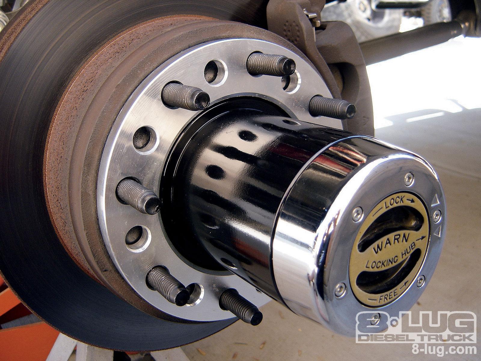 "2008-2012 Ford F250 F350 PowerStroke Super Duty Wheel Spacers 8 Lug 4 Pc 1.5/"""
