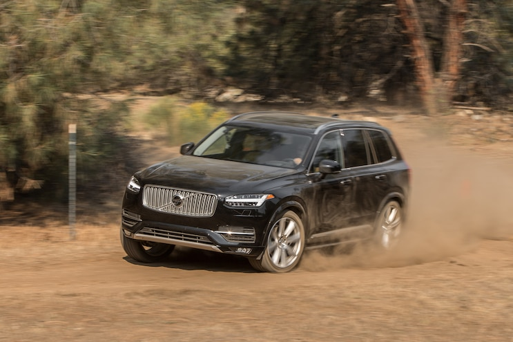 Next-Generation Volvo XC90 to Be Built in South Carolina