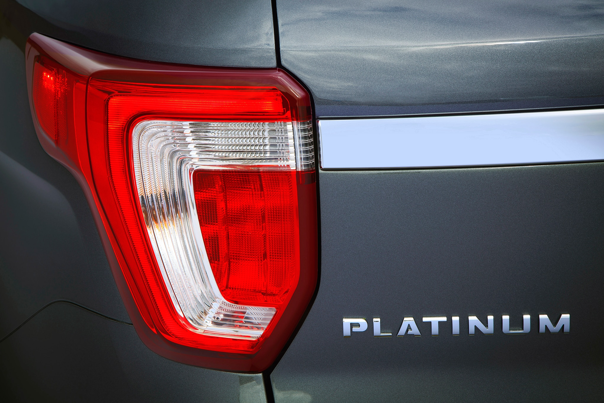 2016 Ford Explorer Platinum First Drive