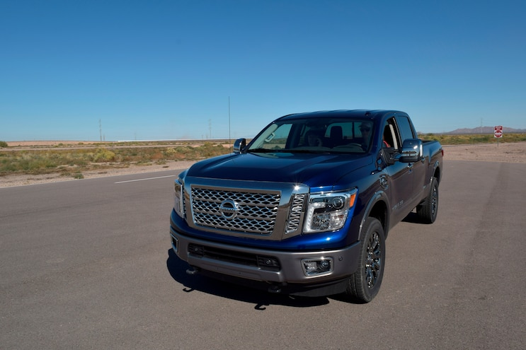 UPDATED! 100+ New Photos - First Drive: 2016 Nissan Titan XD