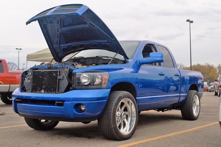 008 DPC18 2007 Dodge Ram 2500 Marcus Busse