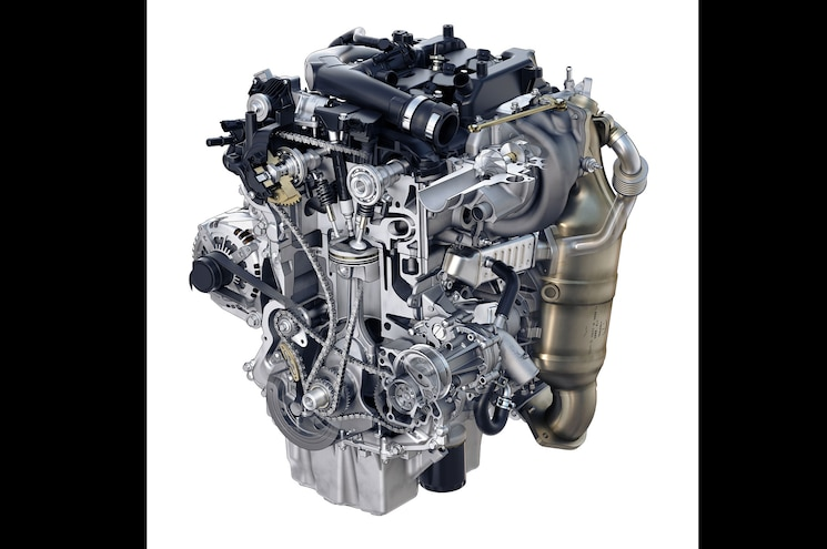 2019 Cherokee Engine