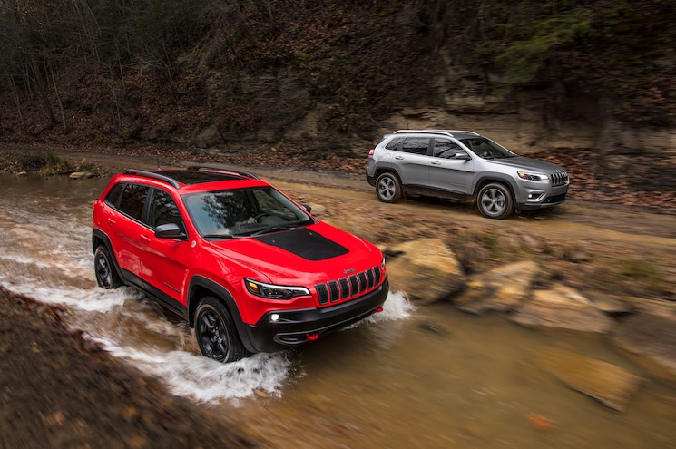 First Look – 2019 Jeep Cherokee