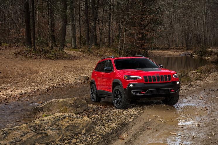 2019 Cherokee Trailhawk Flex 3