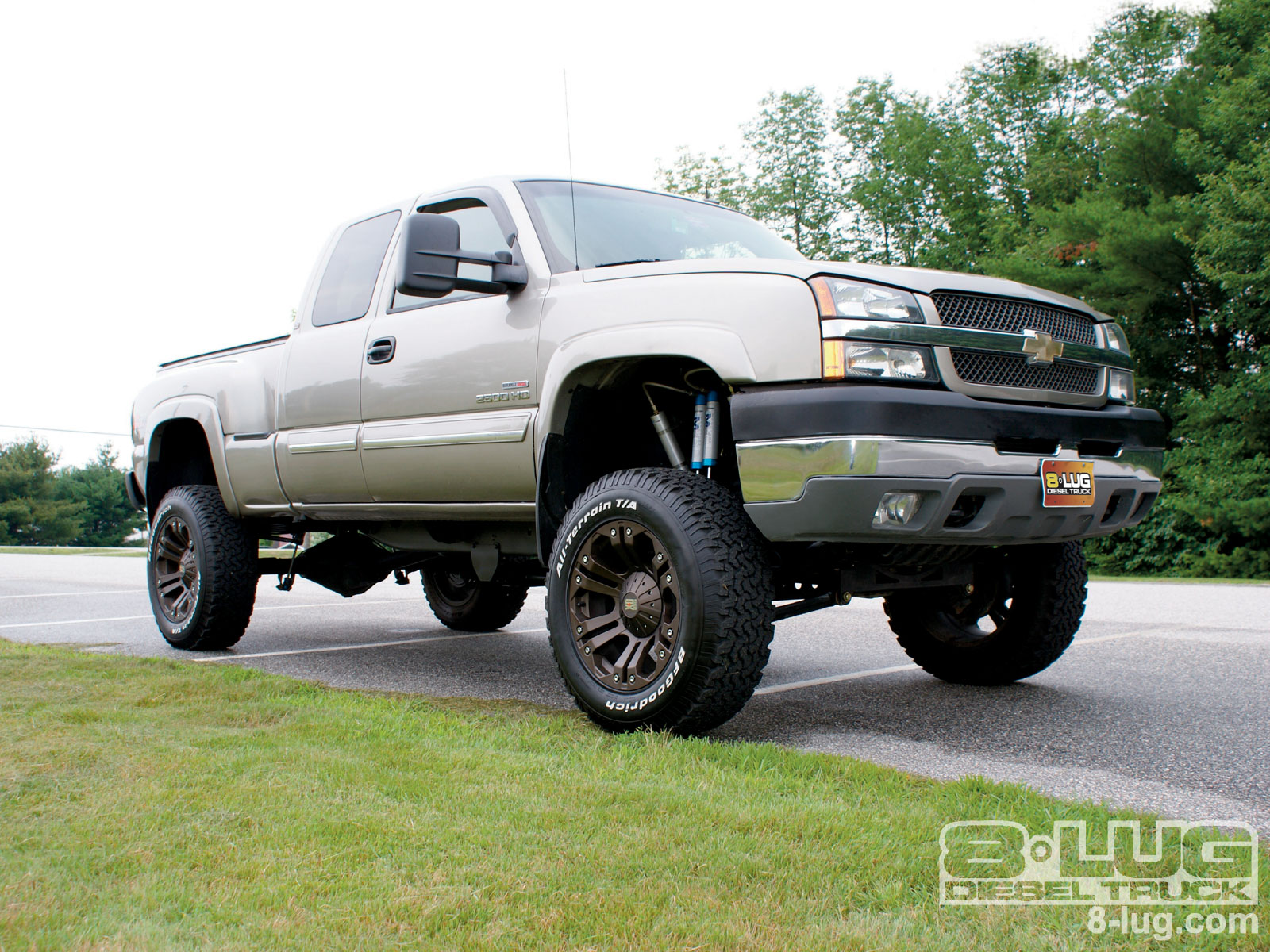 2004 chevrolet silverado 2500hd duramax custom diesel. Black Bedroom Furniture Sets. Home Design Ideas