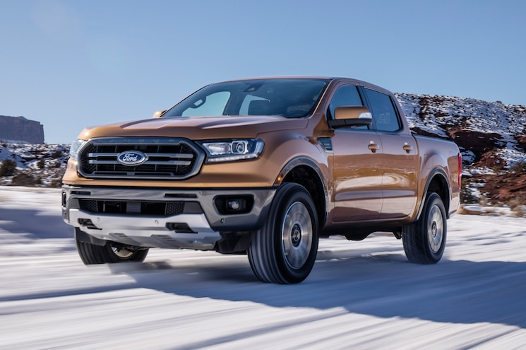 Whoops! Ford Goes Live With 2019 Ranger Configurator, Could Start at $24,000
