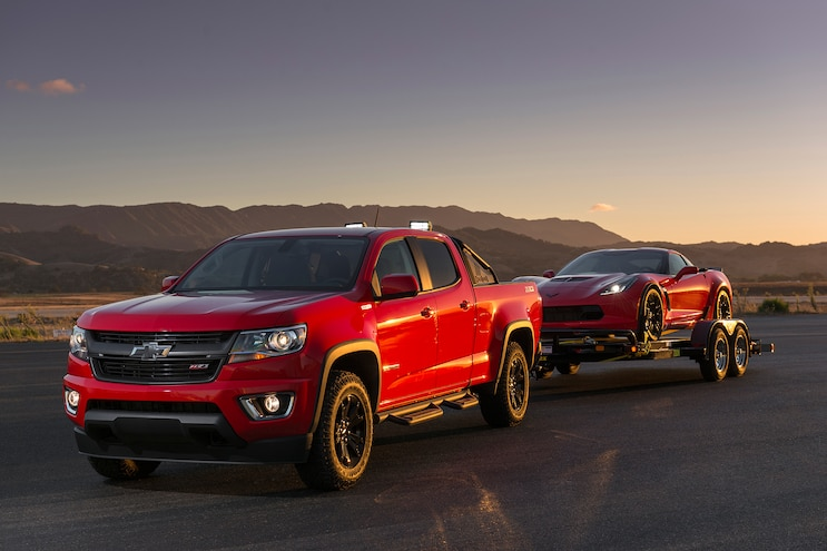 2016 Chevrolet Colorado Diesel 131