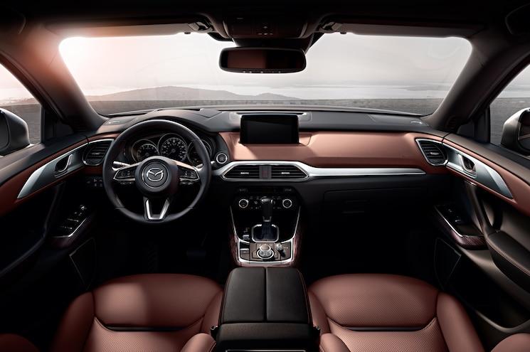2016 Mazda CX 9 Interior 03