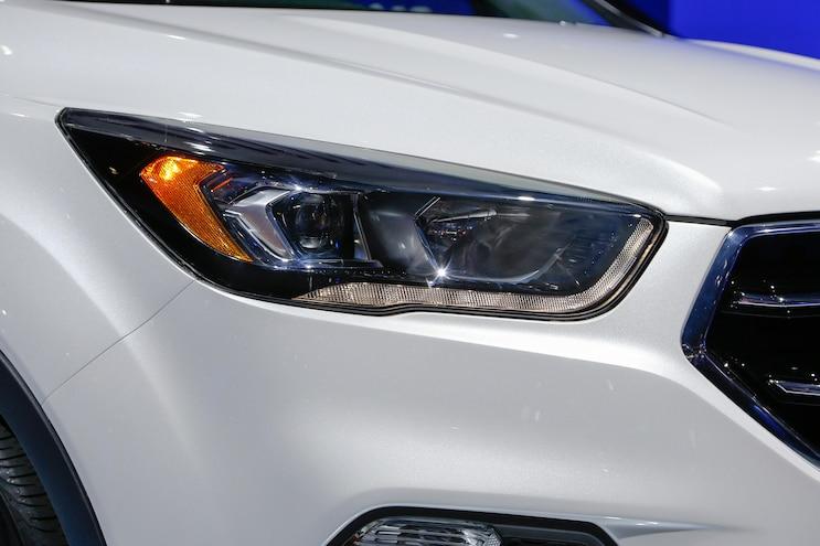 2017 Ford Escape SE Headlamp