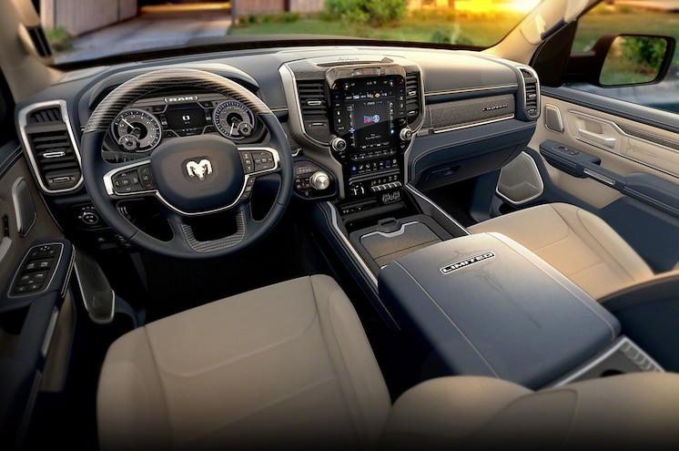 2019 Ram 1500 Interior Limited 02