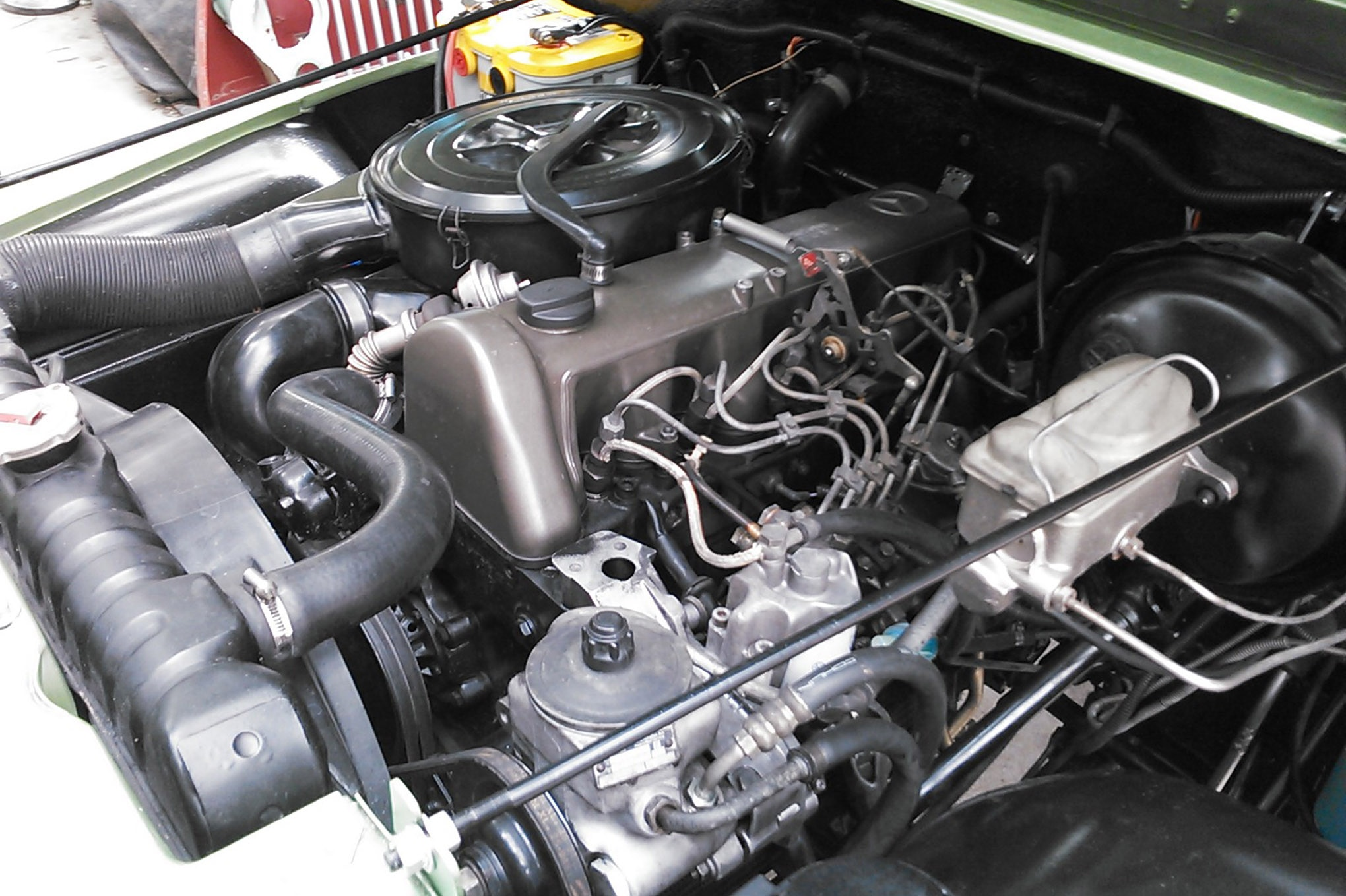 Our Complete Guide to Parts and Providers for Gas-to-Diesel Engine Swaps
