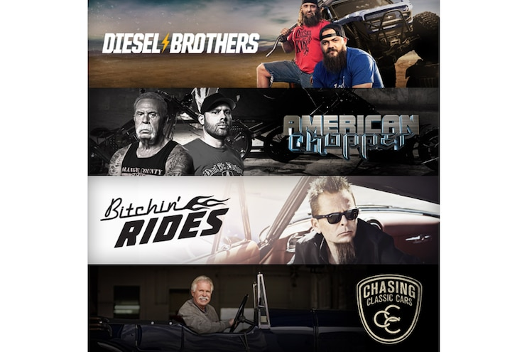 Motor Trend OnDemand Launches More Discovery and Velocity Content
