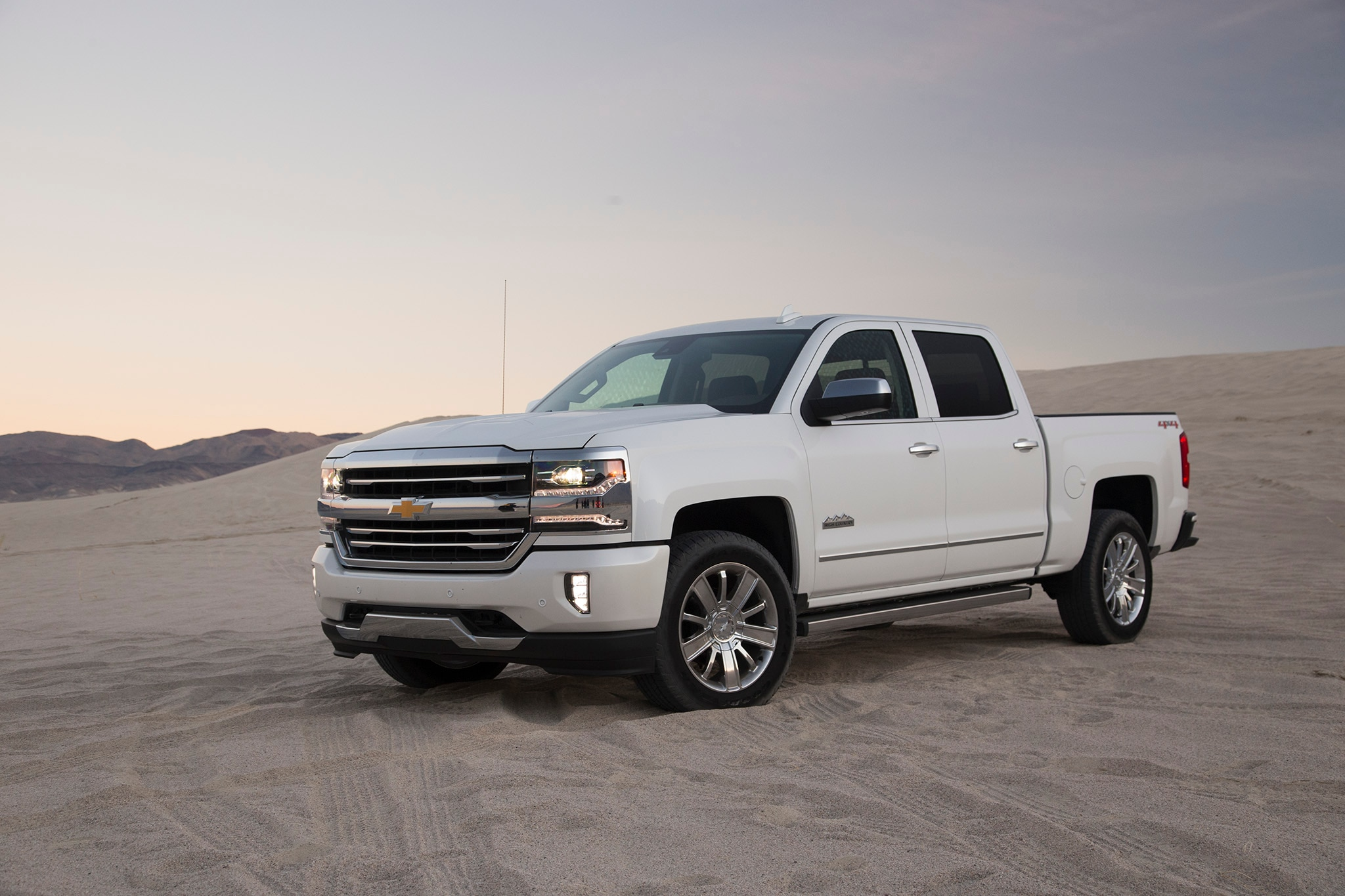 164 2016 Truck Trend Pickup Of The Year Day 4 Chevy Silverado 1500 High Country