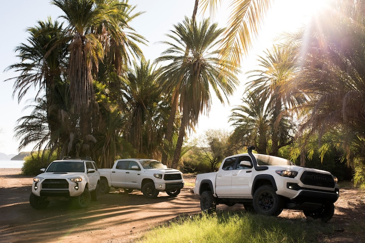 2018 Chicago Auto Show – 2019 Toyota Tacoma, Tundra, and 4Runner TRD Pro