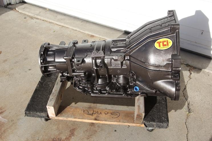 [TVPR_3874]  Ford 4R70W TCI Automatic Transmission Rebuild | 1996 F150 4r70w Trans Wiring Diagram |  | Truck Trend