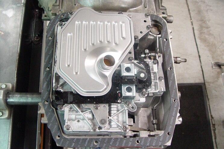 019 Ford 4R70W TCI Automatic Transmission Rebuild