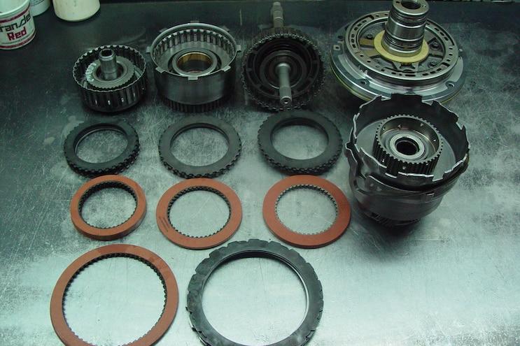 017 Ford 4R70W TCI Automatic Transmission Rebuild