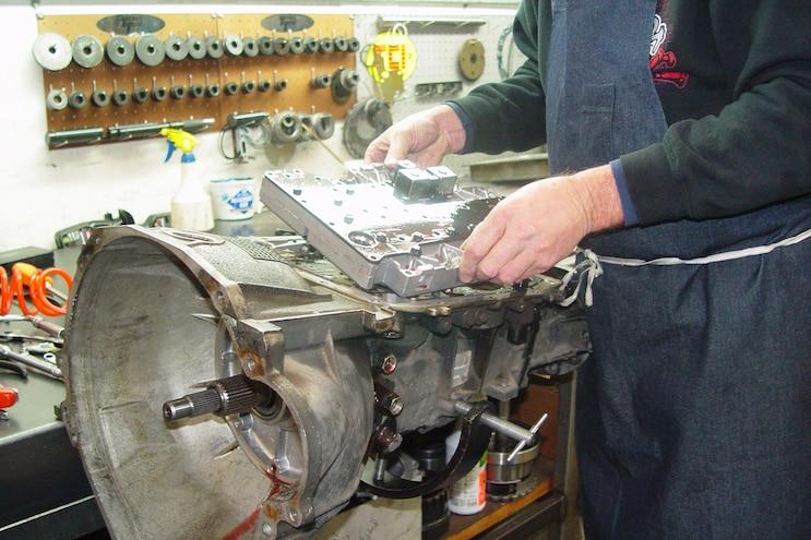 003 Ford 4R70W TCI Automatic Transmission Rebuild