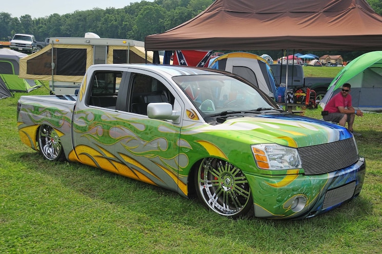 Camp N Drag 2015 - A Truck Run to Remember