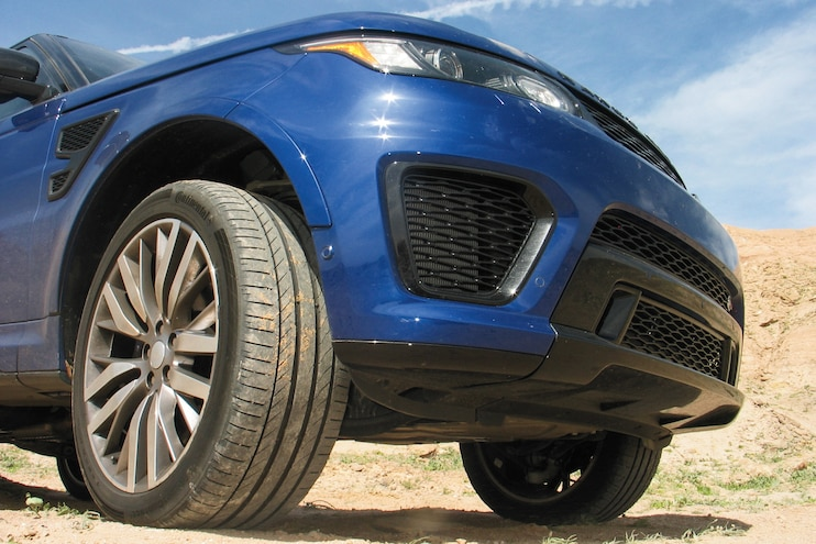 2016 Range Rover Sport SVR Long Term Report 2 003