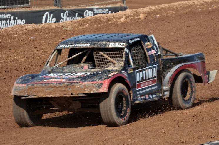 011 Corry Weller Pro 4 Truck Corner