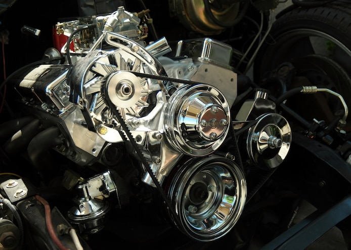 19 BluePrint Engines 383 Porfessional Products Vitals
