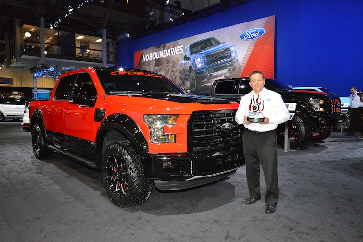 005 Auto News 8 Lug Sema Award Ford Hottest Truck 2016 Best Truck Brand Us News And World Report