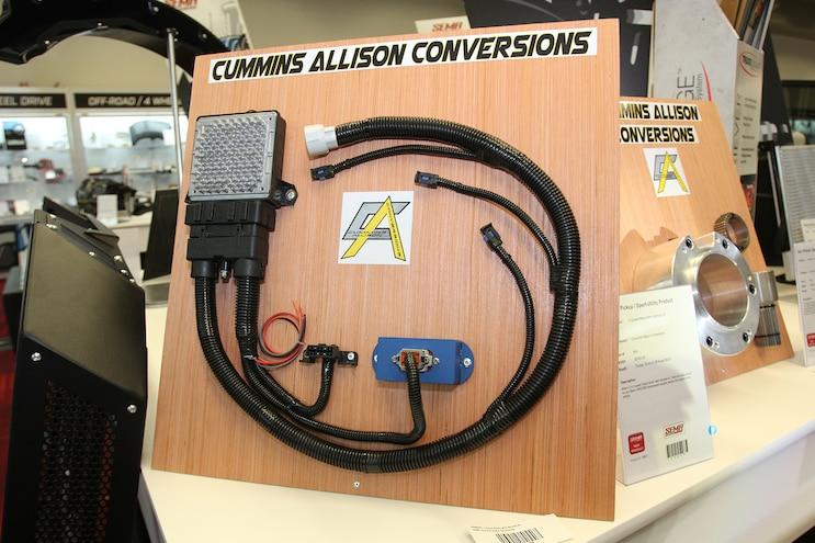 026 Cummins Allison Conversions Wiring Kit For Diesel Engine Swap SMEA